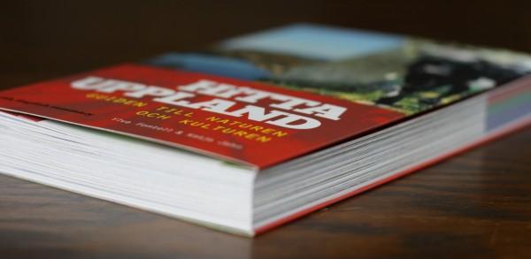 Hitta Uppland - bild på boken